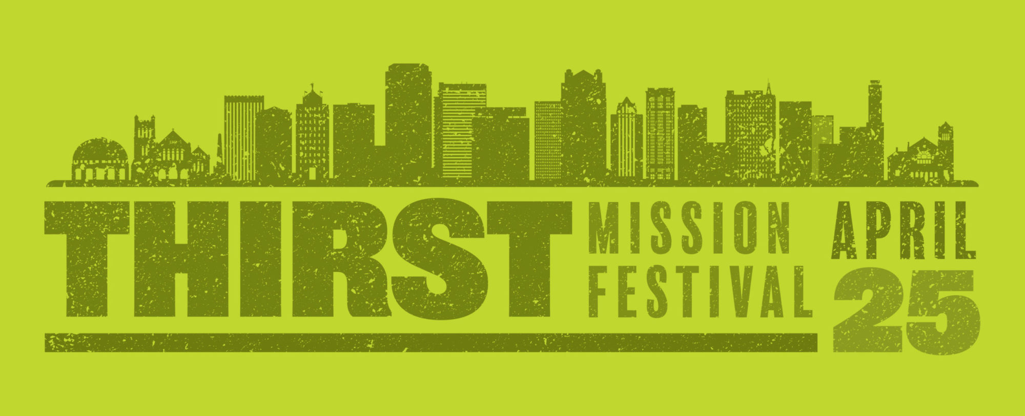 Thirst Missions Festival
